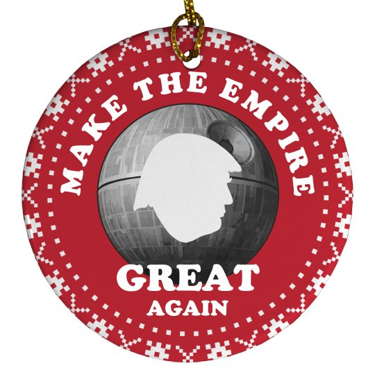 Make The Empire Great Again Trump