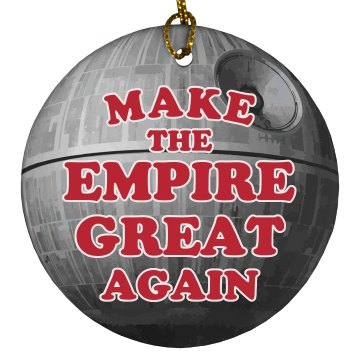 Make The Empire Great Again Vader