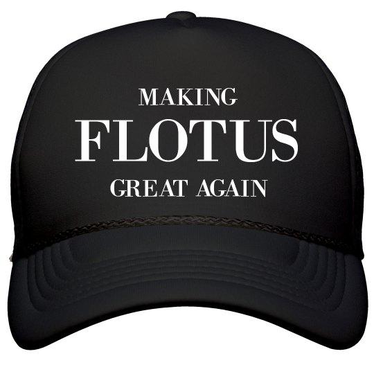 Making FLOTUS Great Again Black Cap