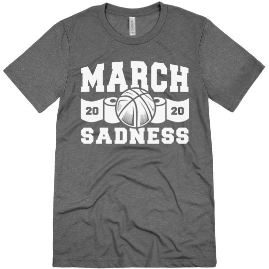 March Madness To Sadness 2020
