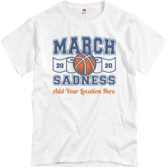 March Sadness Madness Custom City
