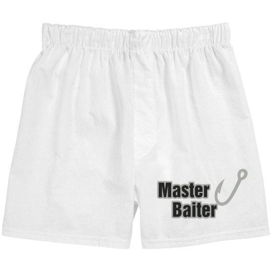 Master Baiter Boxers