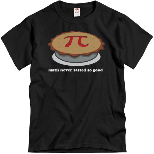 Math Club Pie