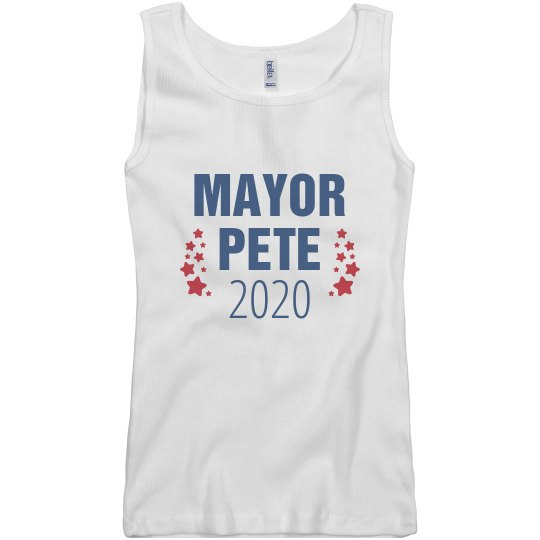 Mayor Pete 2020 Tank