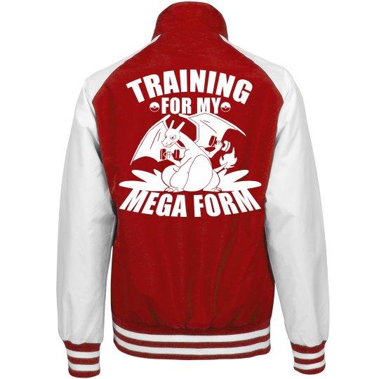 Mega Form Jacket