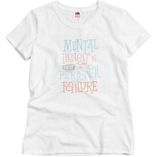 Mental health is not failure - Womens