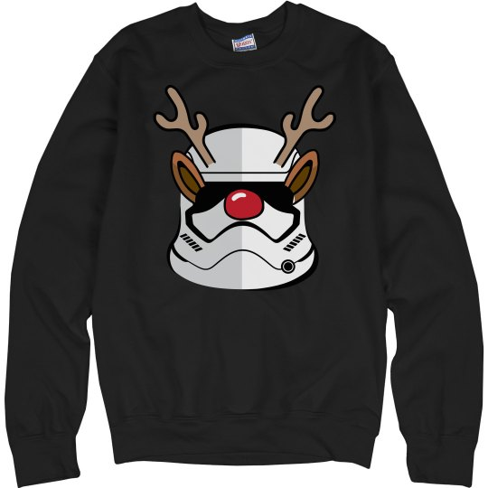 Merry Sithmas Empire Ugly Sweater