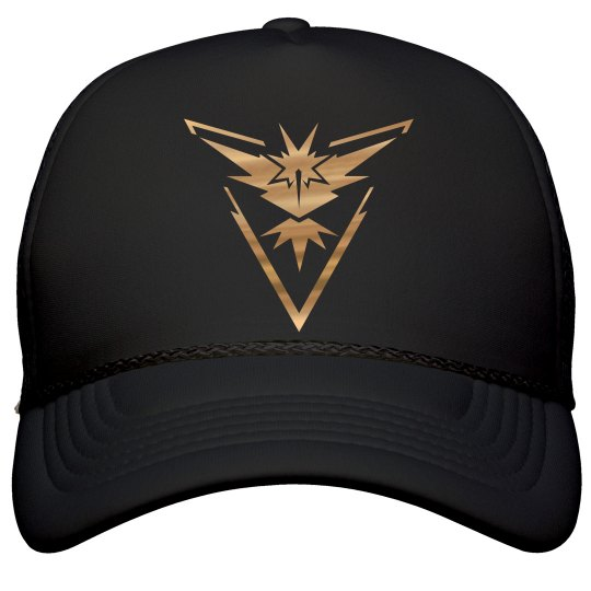 Metallic Instinct Trainer Hat
