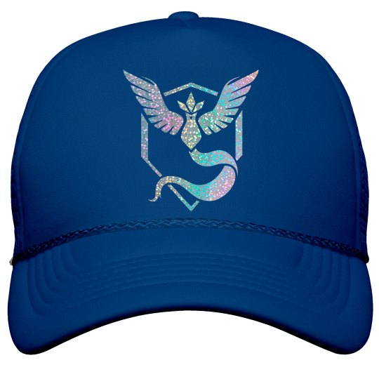 Metallic Mystic Trainer Hat