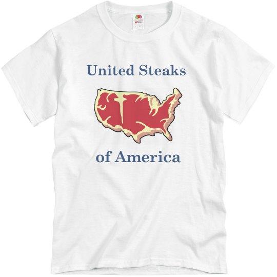 MF USA Steak