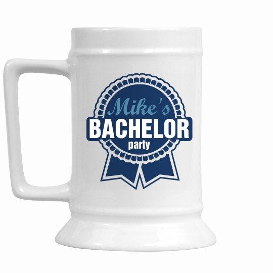 Mike's Bachelor Bash