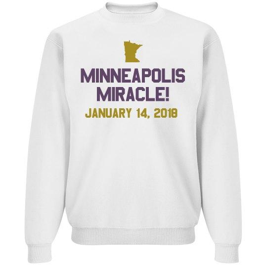 Minneapolis Miracle Sweatshirt