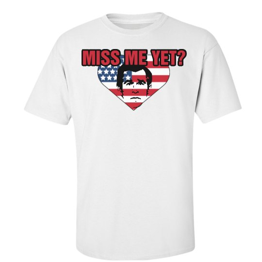 Miss Me Yet? Flag