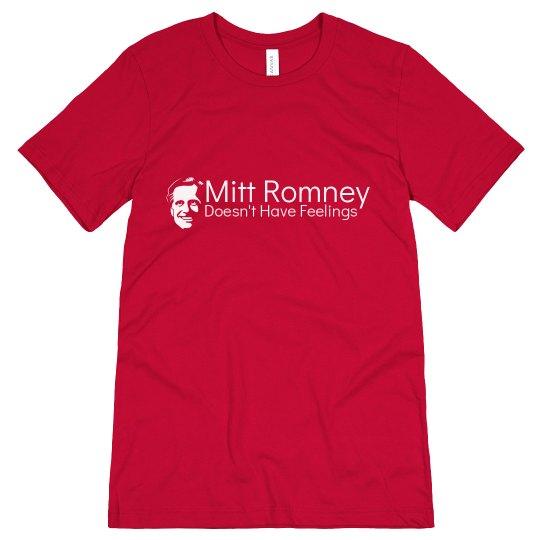 Mitt Romney Feelings