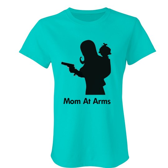 Mom At Arms
