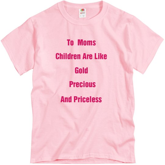 Moms Handle Pink