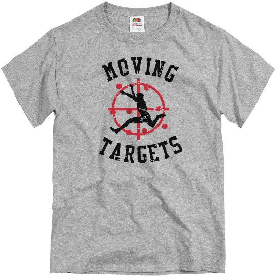 Moving Targets Dodgeball