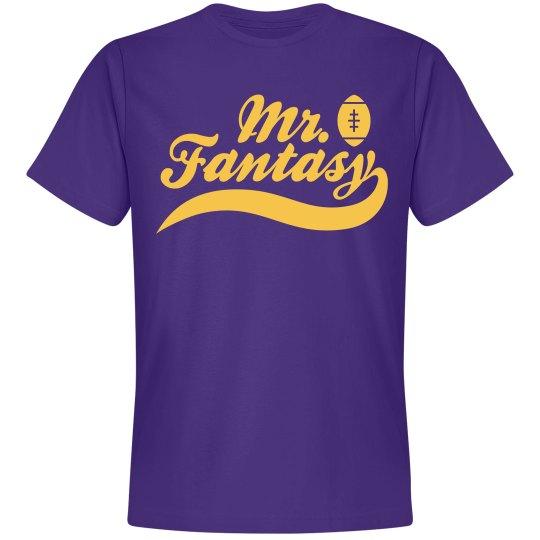 Mr Fantasy Football
