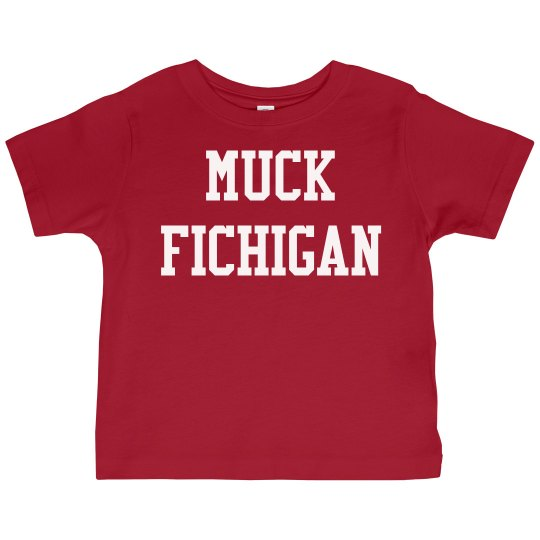Muck Fichigan Lil Football Fan