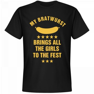 My Bratwurst Is Better