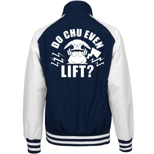 My Lifting Jacket
