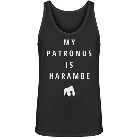 My Patronus Is Harambe Tank