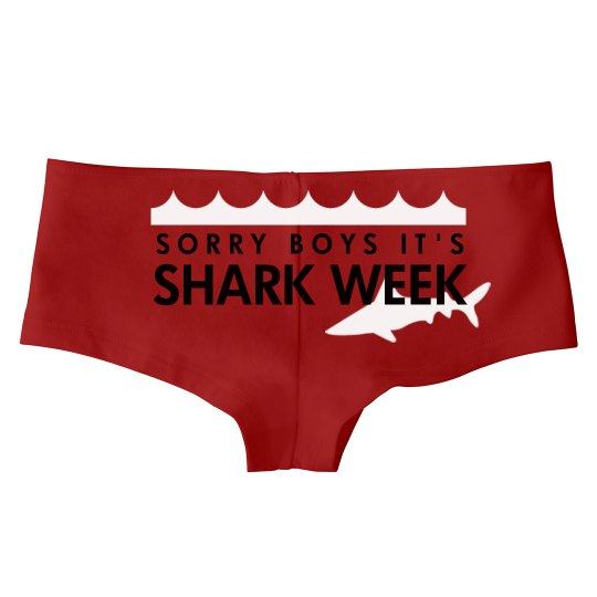 My Shark Panties