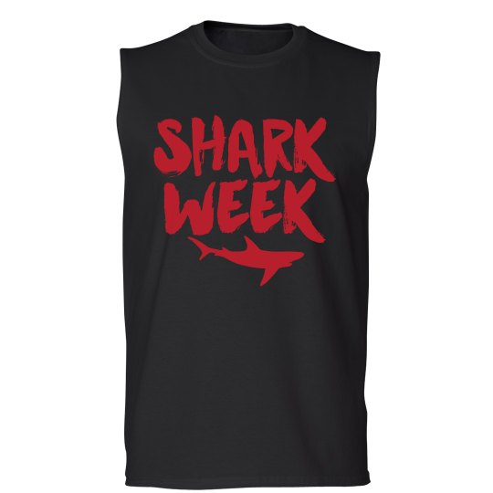 My Shark Week Tank