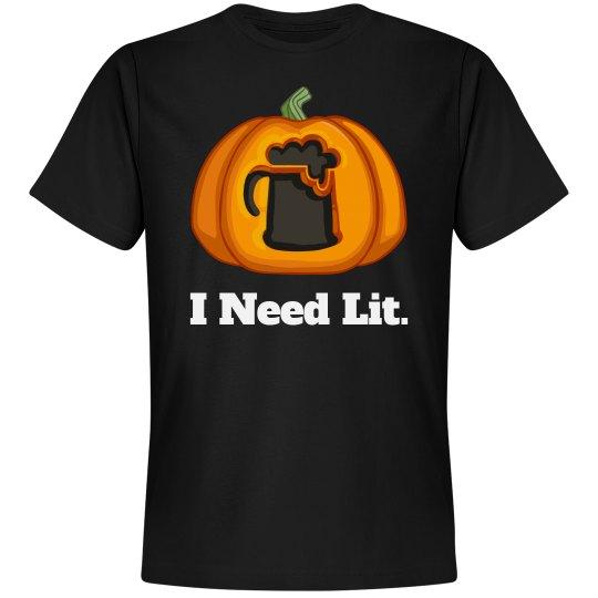 Need to Get Halloween Lit