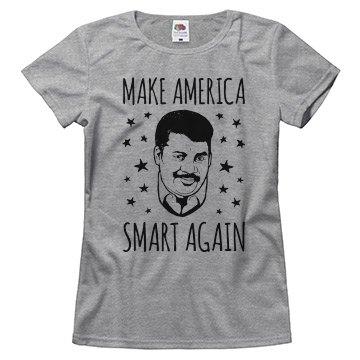 Neil deGrasse Makes America Smart