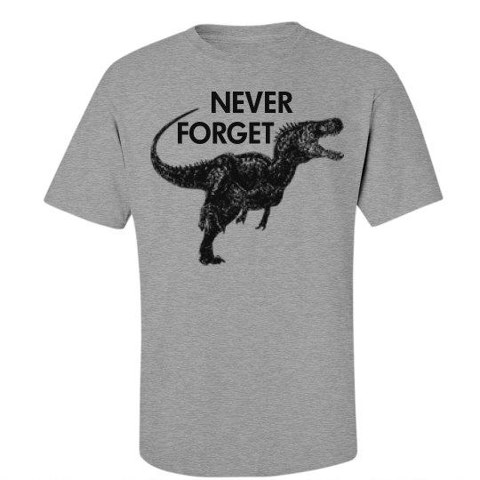 Never Forget - Black