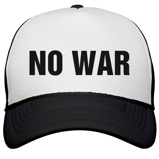 No War Cap