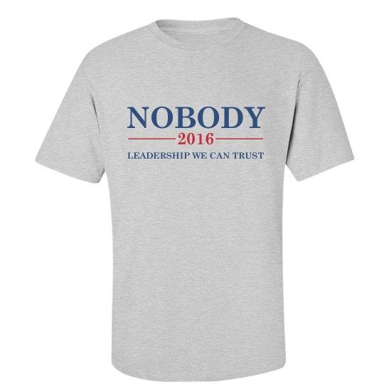 Nobody For 2016