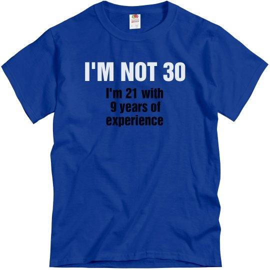 Not 30