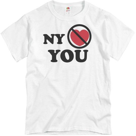 NY Doesn't Love You