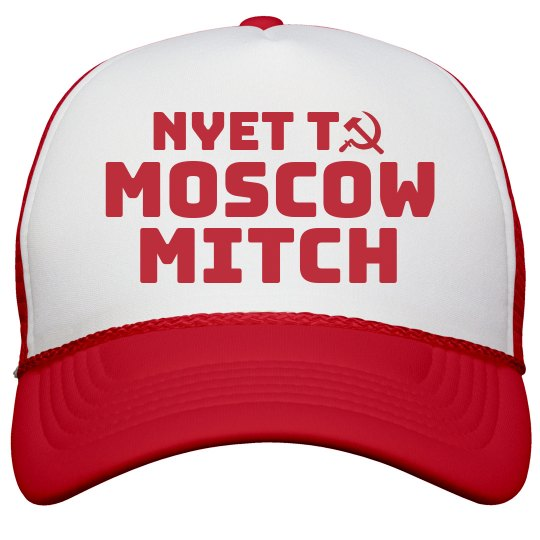 Nyet To Moscow Mitch McConnell