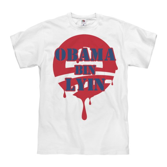 Obama Bin Lyin Tee