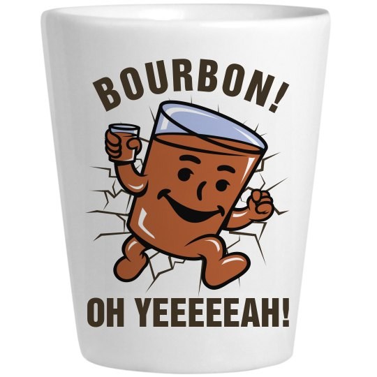 Oh Yeah Bourbon!
