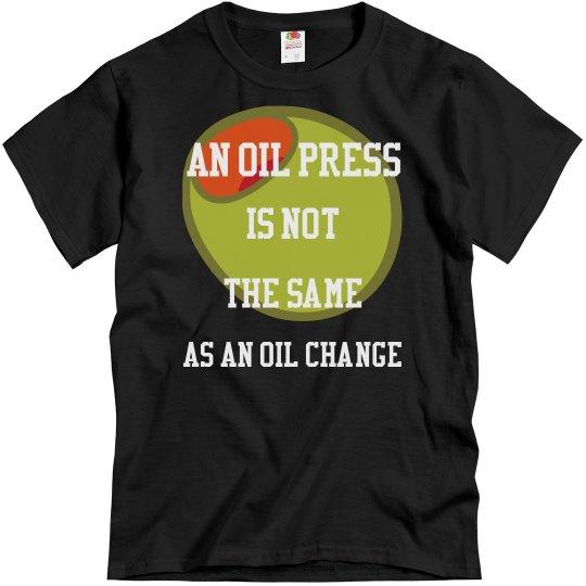 Oil Press 1