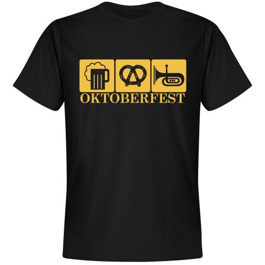 Oktoberfest Agenda