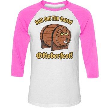 Oktoberfest Barrel