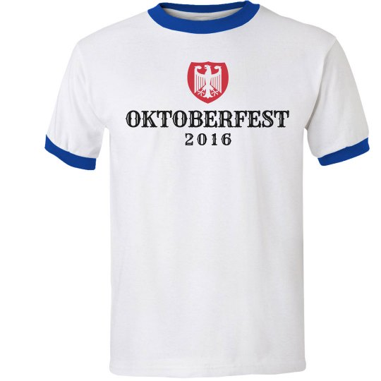 Oktoberfest Eagle