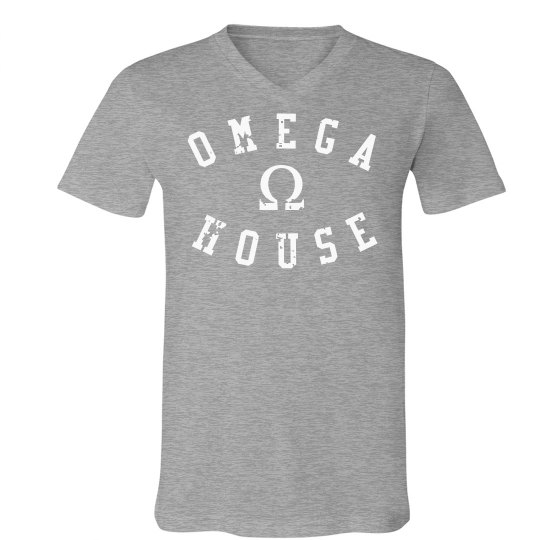 Omega House Distressed