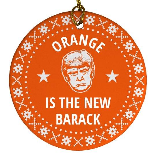 Orange Is The New Barack