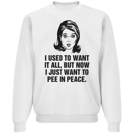 Pee In Peace