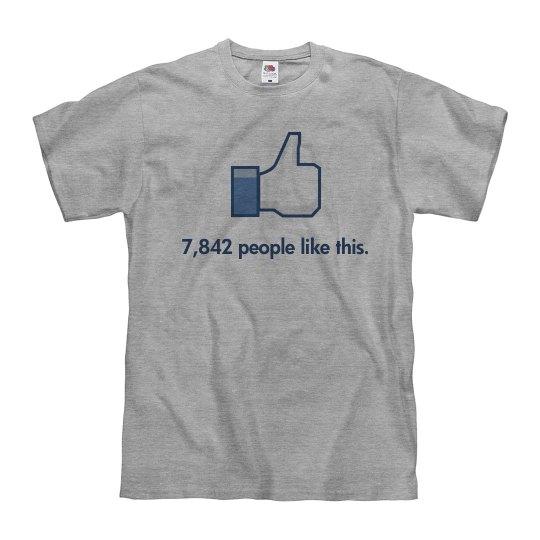 People Like Me On Social Media