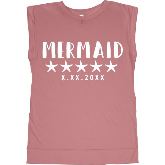 Personalize A Trendy Mermaid Design