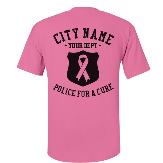 Pink For Police
