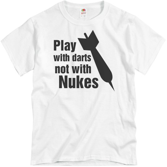 Play with Darts T-Shirt