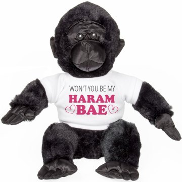 Please Be My Haram Bae Valentine